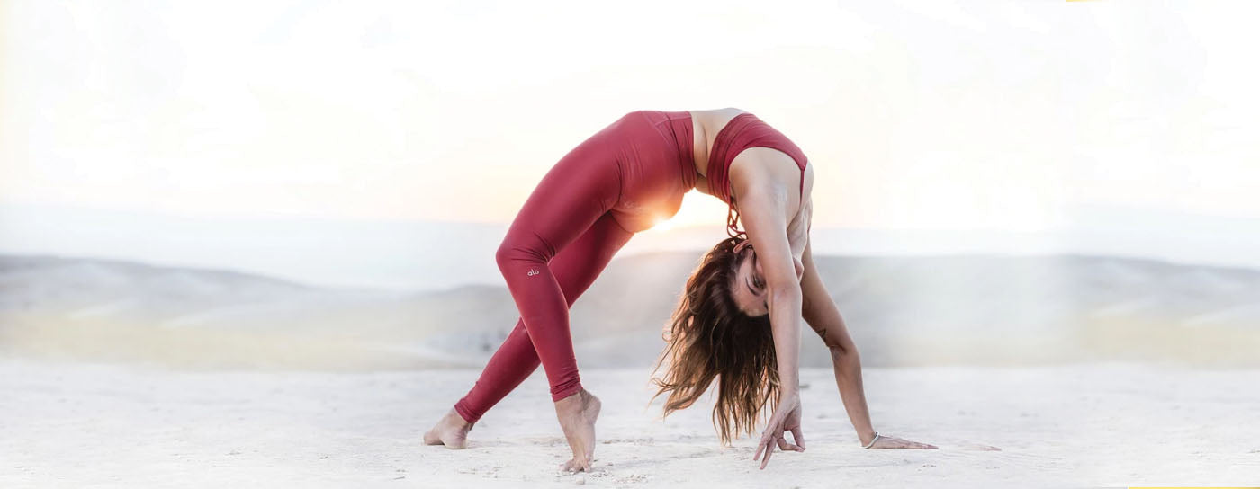 How yoga helps you glow from the inside out