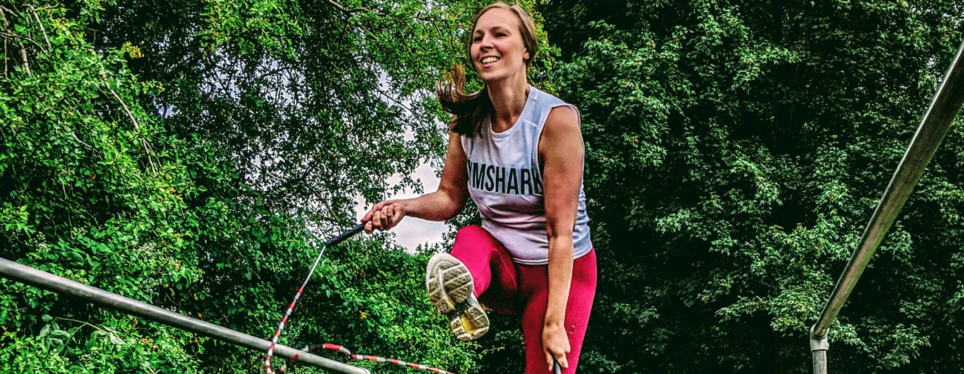 Meet FRÉ Ambassador Rachael Rollisson, British Jump Rope Champion & Former World Record Holder