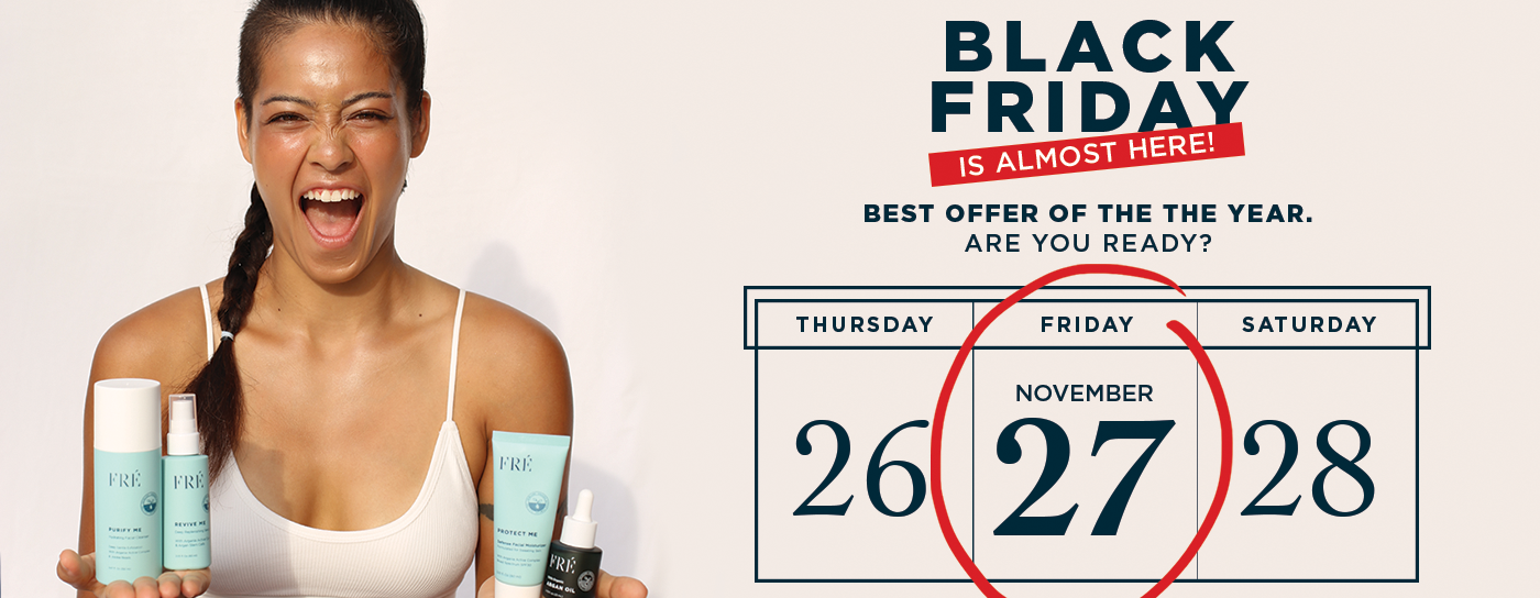 Black Friday Skincare Guide