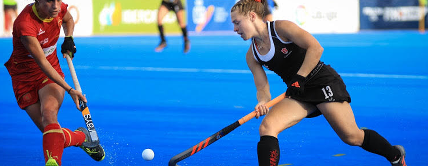 Meet FRE Ambassador Hannah Haughn, Canadian Field Hockey # 13 & Mental Health Advocate