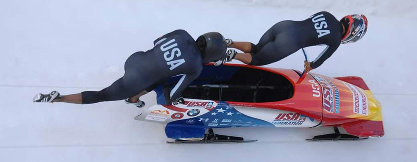 Meet FRÉ Ambassador Jazmine Fenlator-Victorian, Two-time Bobsled Olympian