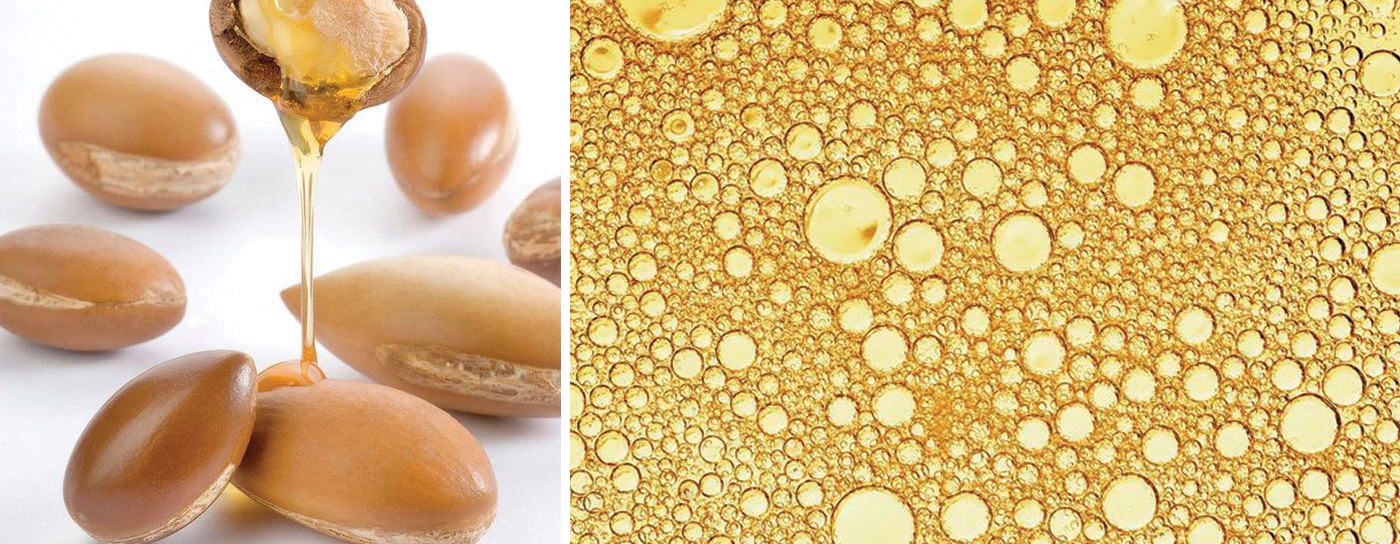 The magical properties of argan oil