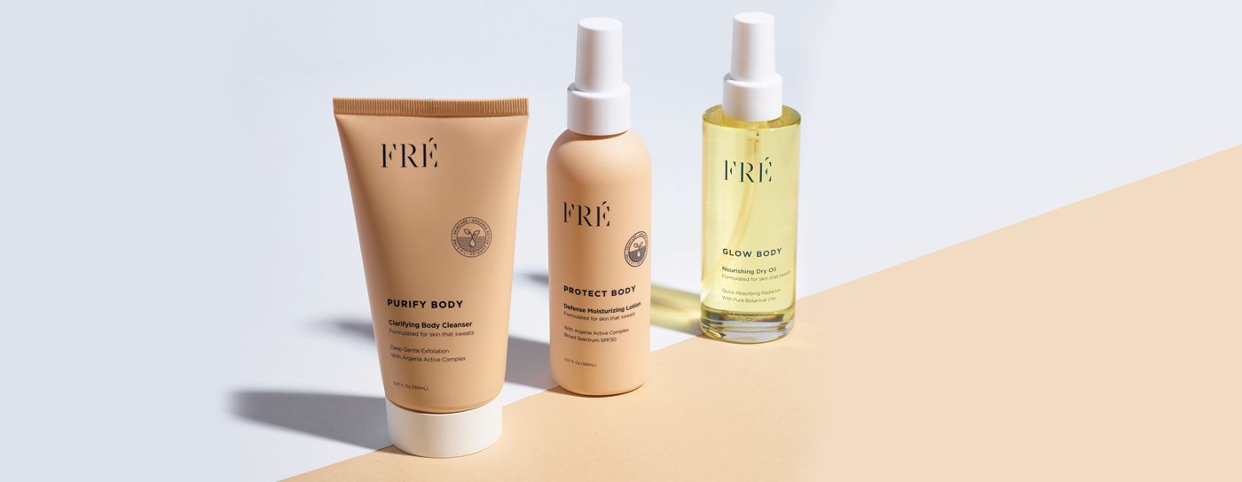 Get Ready For Summer With FRÉ Body