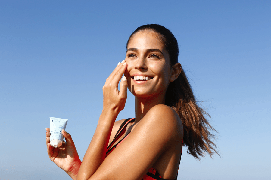 Make Your Sweaty Skin Glow Fre