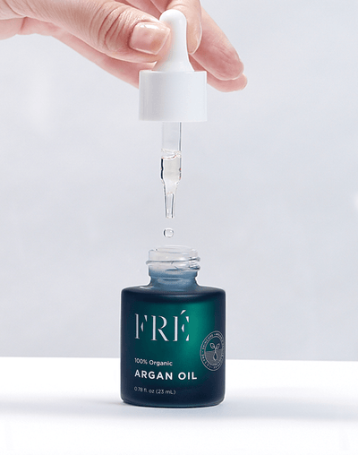 100% Organic Argan Oil