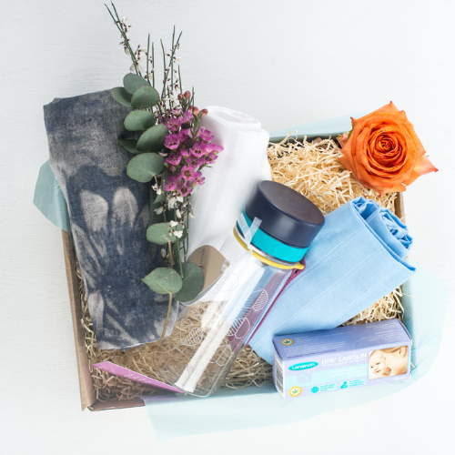 The Breastfeeding Mama Box