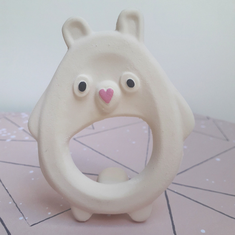 Natural Rubber Teether - My Friend Goo