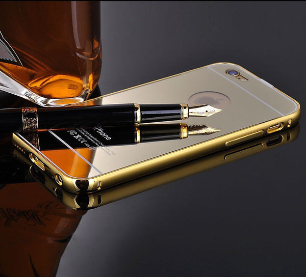 Ultra-Thin Aluminium Luxury iPhone Case