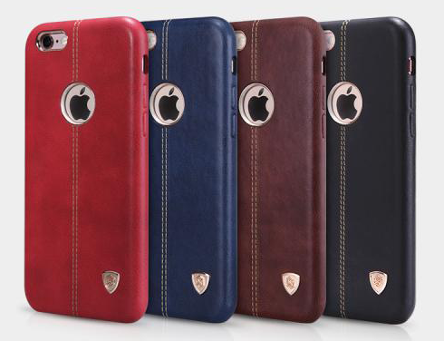 Vision Premium Leather iPhone Case