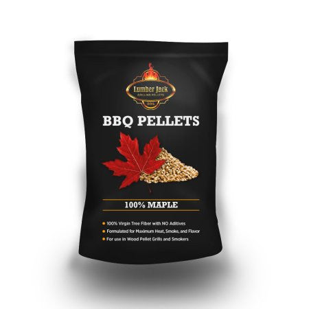 Lumber Jack BBQ Pellets 100% Maple