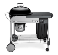 Weber Performer Deluxe Charcoal Grill 22