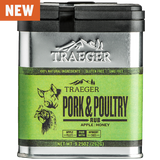 Traeger Pork and Poultry Rub