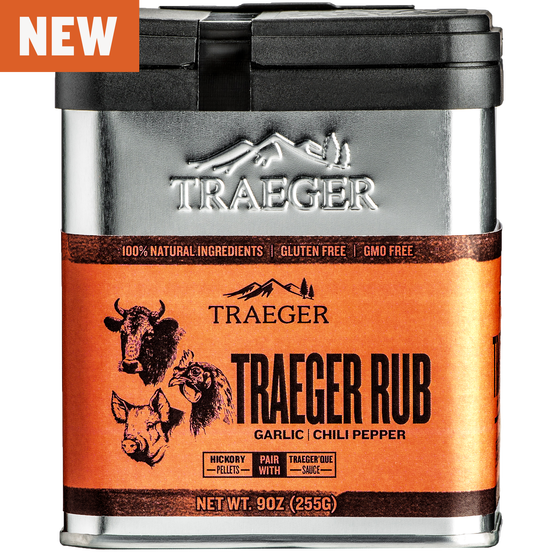 Traeger House Rub