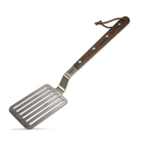 Lamson Premier Walnut Barbeque Turner 17
