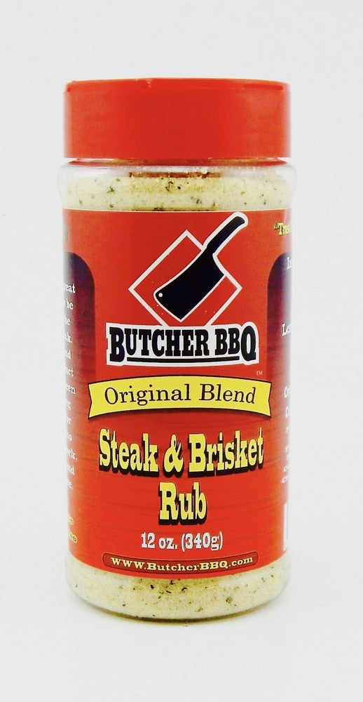 Steak and Brisket Rub - Southern Grillin'