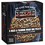 A-maZe-N 100% Apple Wood BBQ Pellets 2lb.