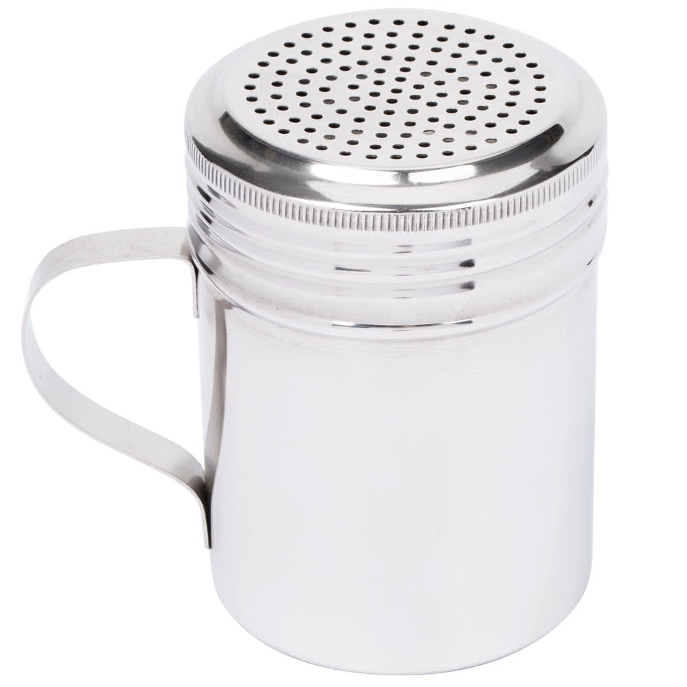 Southern Grillin' 10 oz. Stainless Steel Shaker with Handle