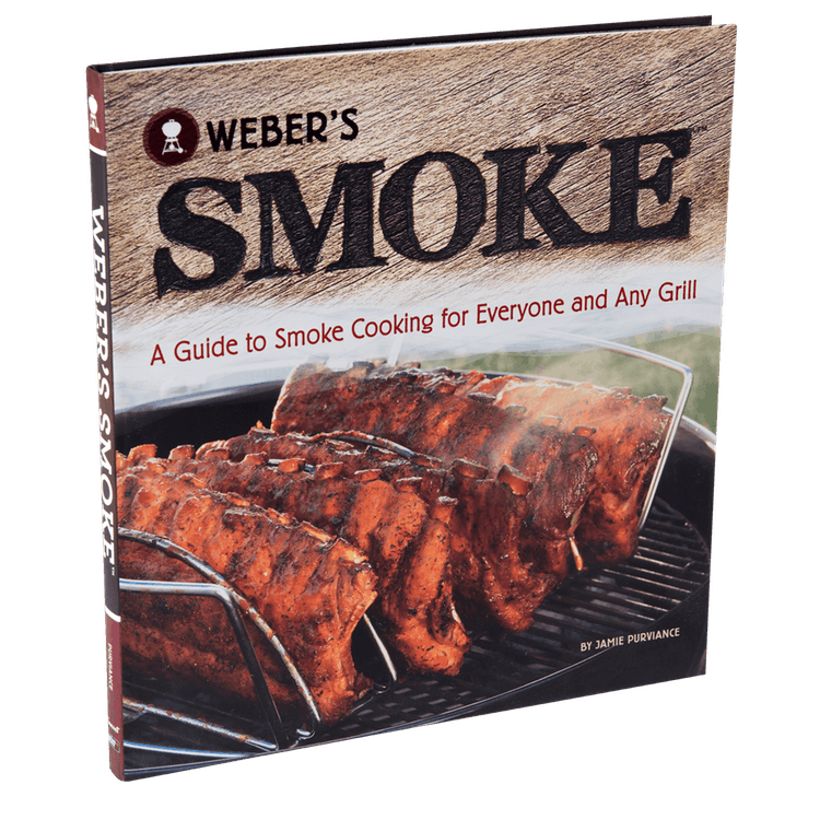 Weber Smoke Cook Book