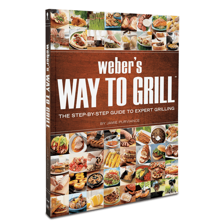 Weber Way to Grill Cook Book