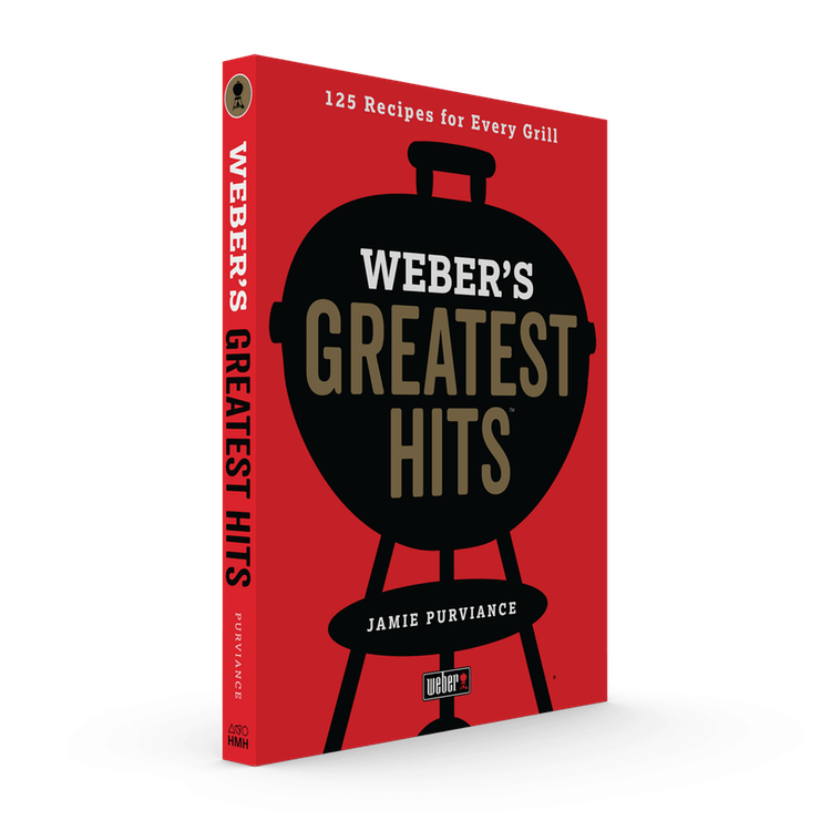 Weber Greatest Hits Cook Book