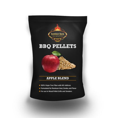 Lumber Jack BBQ Pellets Apple Blend