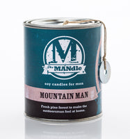 Mountain Man Mandle - Southern Grillin'
