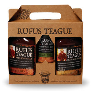 Rufus Teague Gift Box - Southern Grillin'