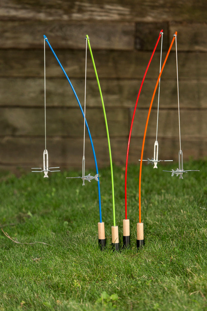 Fire Fishing Poles - Southern Grillin'