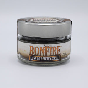 Bonfire Smoked Sea Salt