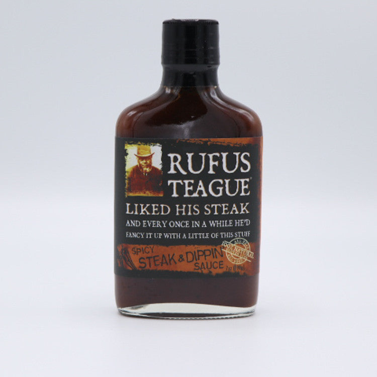 Rufus Teague Spicy Steak Dippin' Sauce