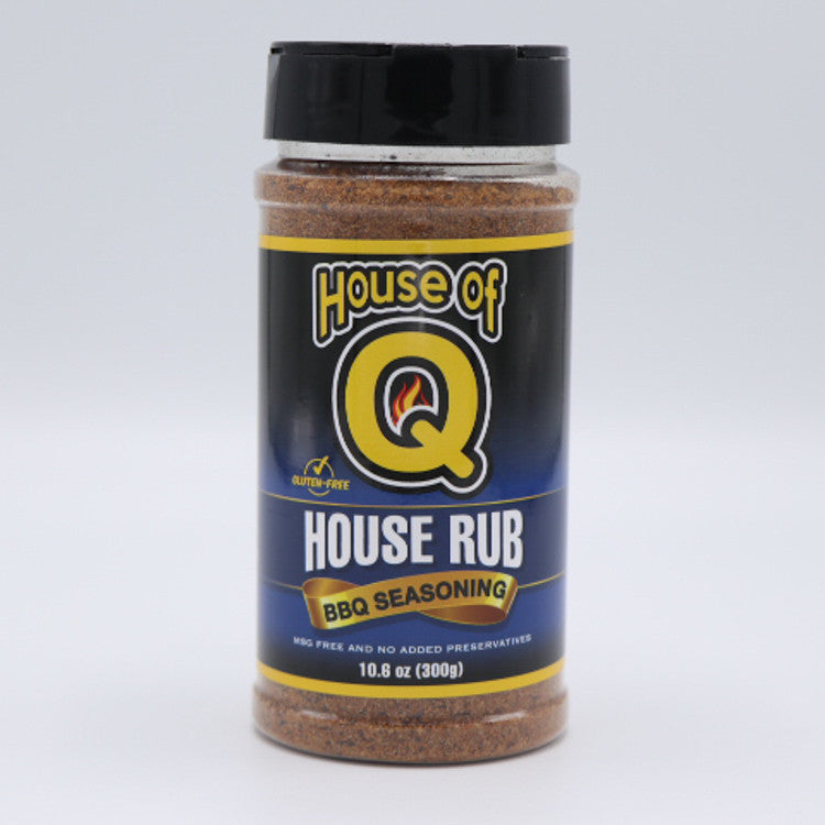 House of Q House Rub