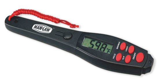DIGITAL  INSTANT READ GAUGE - Southern Grillin'