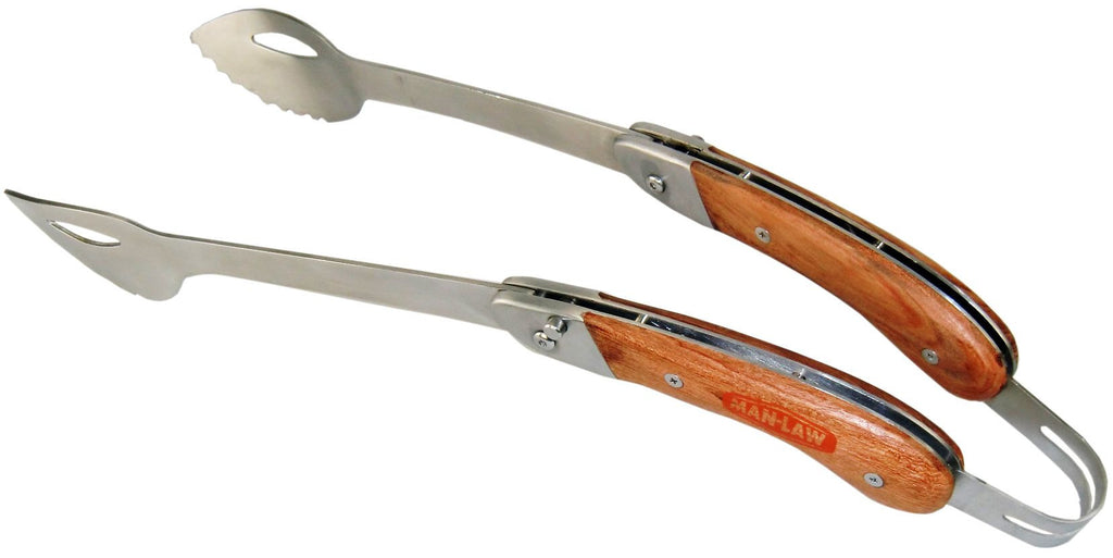 Foldable BBQ Tongs - Southern Grillin'