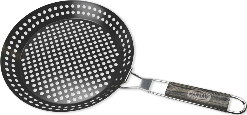 BBQ NON-STICK SKILLET BASKET - Southern Grillin'
