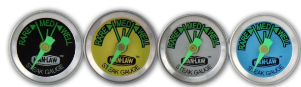 POTATO GAUGE SERIES WITH GLOW IN THE DARK DIAL - Southern Grillin'