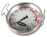LARGE DIAMETER GRILL SURFACE GAUGE - Southern Grillin'