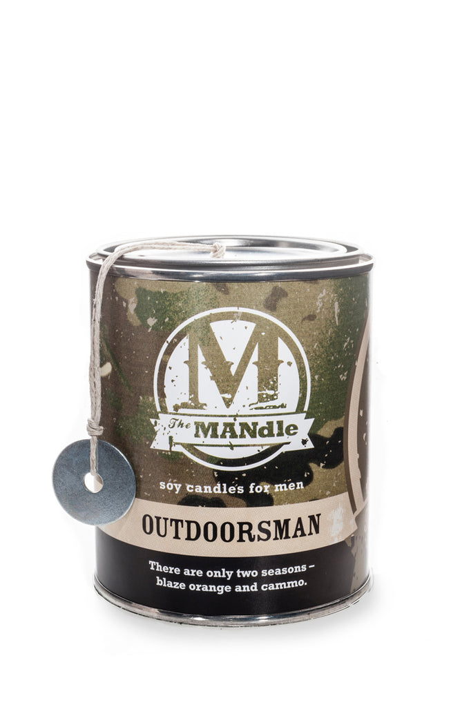Eco Candle Outdoorsman Mandle