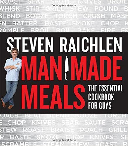 Man Made Meals: The Essential Cookbook for Guys - Southern Grillin'
