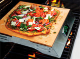 Pizza Stone With S.S. Rack - Southern Grillin'