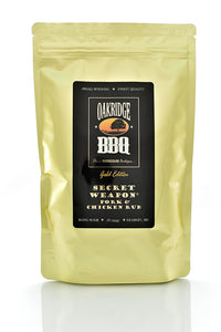 Oakridge BBQ Secret Weapon Pork and Chicken Rub (1 pound)