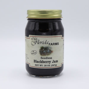 Old Florida Farms Blackberry (seedless)