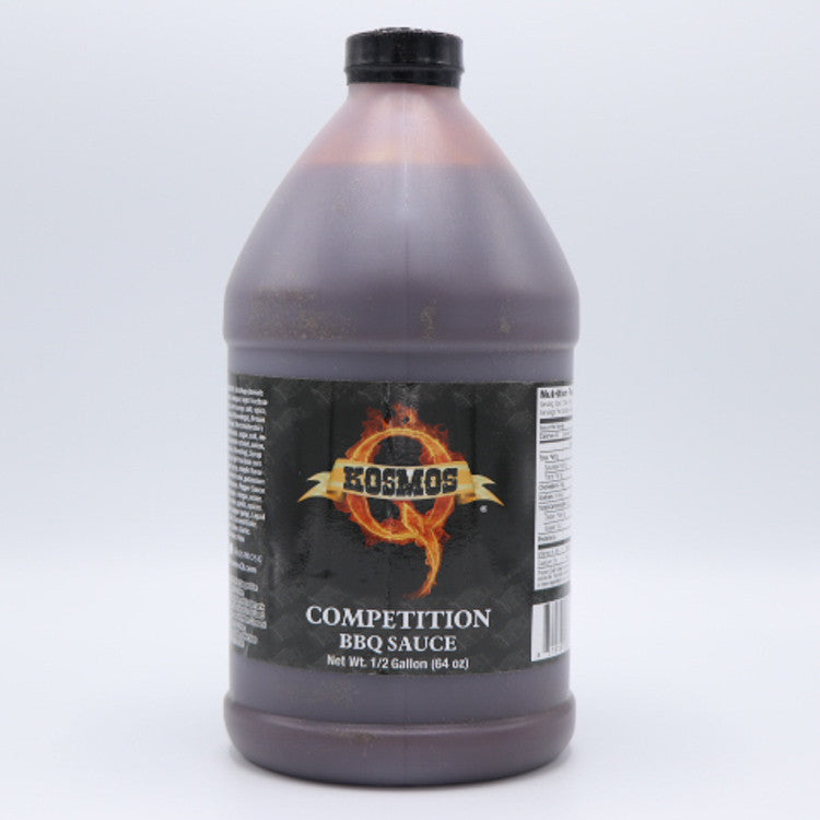 Kosmos Q Competition BBQ Sauce - 1/2 Gallon