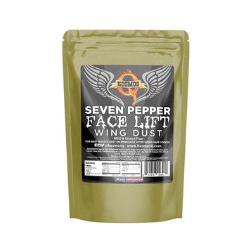 Seven Pepper Face Lift Wing Dust - Southern Grillin'