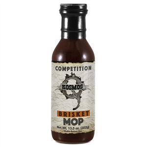 Brisket Mop Sauce - Southern Grillin'