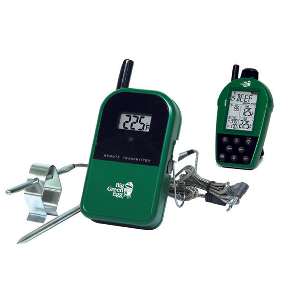 Big Green Egg Temperature Gauge – Dual-Probe Wireless Thermometer
