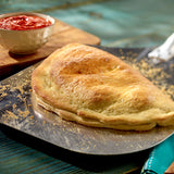 Big Green Egg Calzone Press
