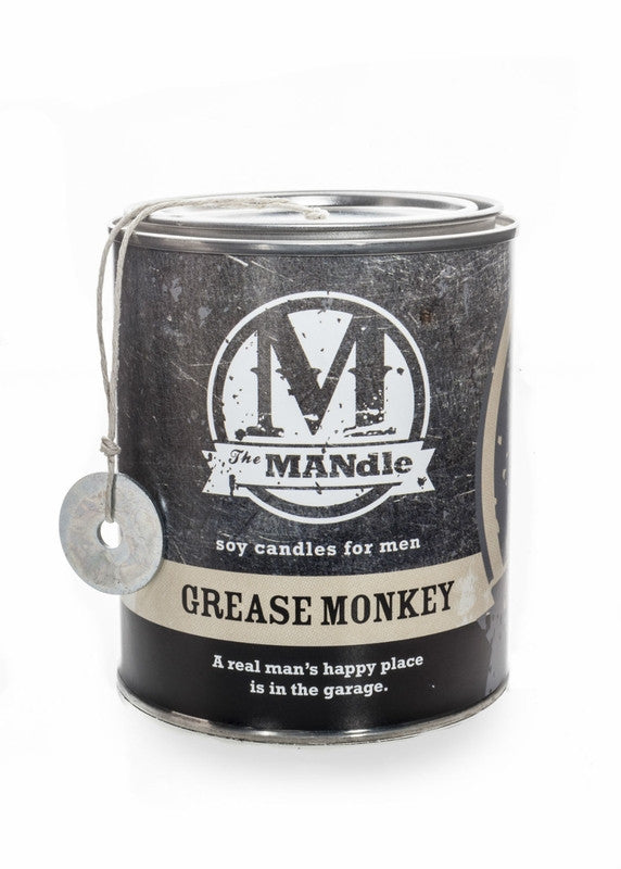 Grease Monkey Mandle - Southern Grillin'