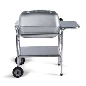 The Original PK Grill+Smoker - Silver