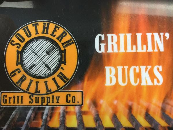 Gift Card - Southern Grillin'