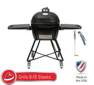 PRIMO OVAL JR 200 ALL-IN-ONE - Southern Grillin'